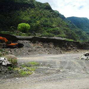Etudes des risques - Géologie